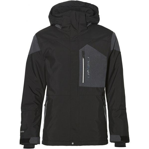 O'Neill PM INFINITE JACKET čierna L - Pánska lyžiarska/snowboardová bunda