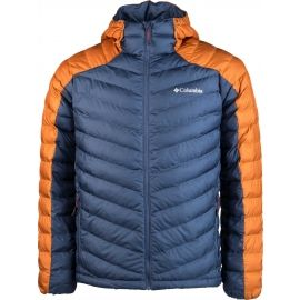 Columbia HORIZON EXPLORER HOODED JACKET - Pánska bunda
