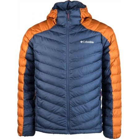 Pánska bunda - Columbia HORIZON EXPLORER HOODED JACKET - 1