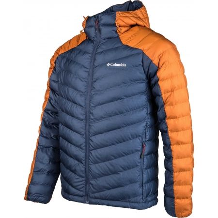 Pánska bunda - Columbia HORIZON EXPLORER HOODED JACKET - 2