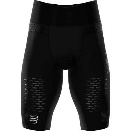 Compressport UNDER CONTROL SHORT - Spodenki do biegania męskie