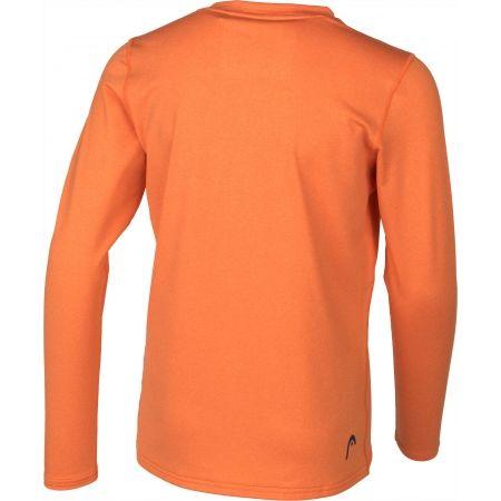 Tricou cu mâneci lungi copii - Head FRANKIE - 3