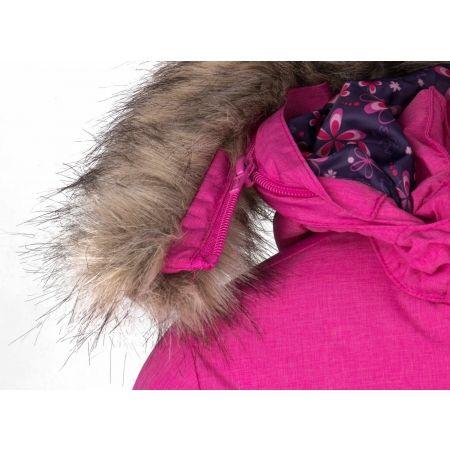 Dievčenský zimný kabát - Head LEXI - 4
