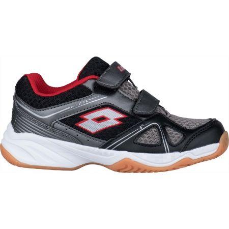 Детски обувки за зала - Lotto JUMPER 400  II CL S - 3