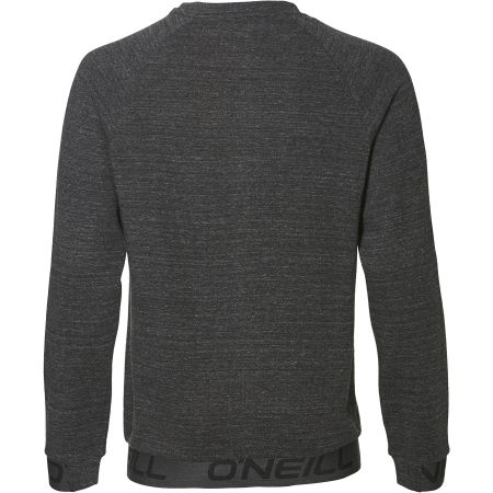 Pánske funkčné tričko s dlhým rukávom - O'Neill PM 2-FACE HYBRID CREW FLEECE - 2
