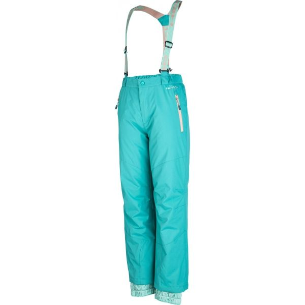 Head HERBIE modrá 152-158 - Detské lyžiarske nohavice