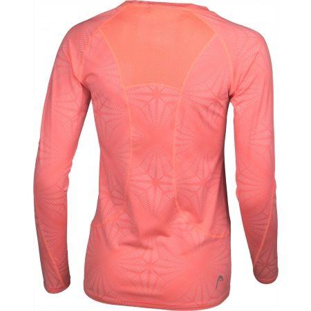 Tricou damă cu mâneci lungi - Head EDNA - 3