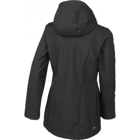 Дълго софтшелово яке за момичета - Head BERTHA - 3