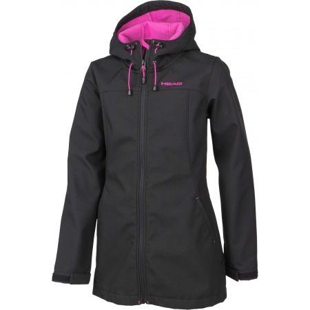 Dievčenský softshellový kabát - Head BERTHA - 2