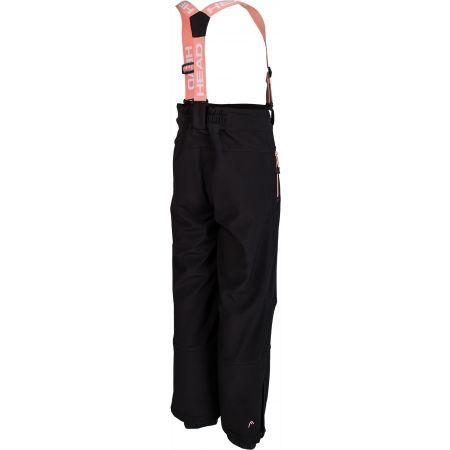 Spodnie narciarskie softshell dziecięce - Head LING - 3