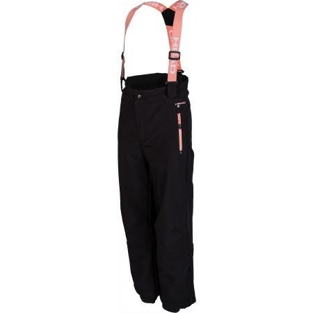 Head LING - Detské lyžiarske softshellové nohavice