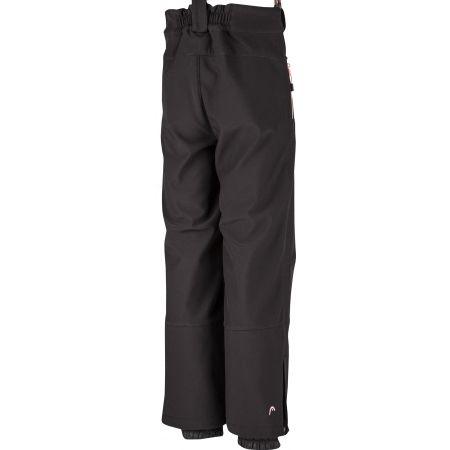 Spodnie narciarskie softshell dziecięce - Head LING - 5