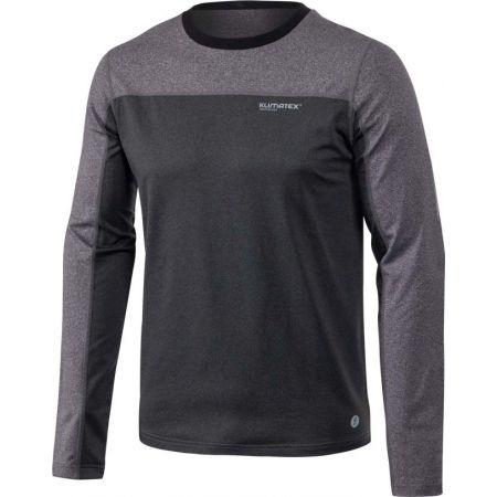 Мъжка термо блуза с дълъг ръкав - Klimatex NADIN - 1