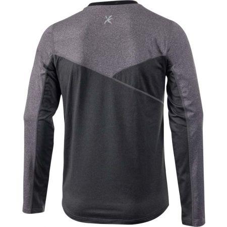 Мъжка термо блуза с дълъг ръкав - Klimatex NADIN - 2
