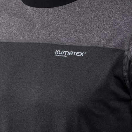 Мъжка термо блуза с дълъг ръкав - Klimatex NADIN - 4