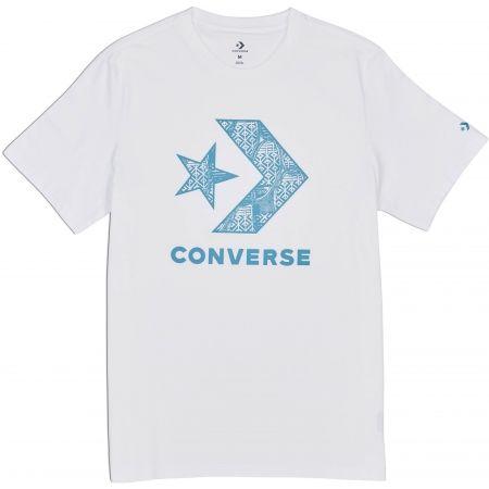 Tricou de bărbați - Converse STAR CHEVRON SNEAKER TEE