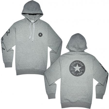 Men s sweatshirt - Converse CHUCK TAYLOR GRAPHIC PULLOVER HOODIE 4e74c145d1d2