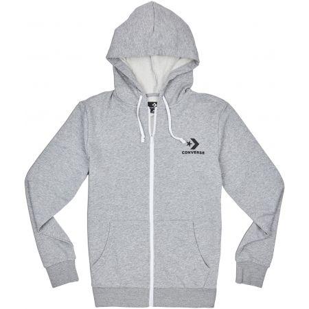 Converse STAR CHEVRON FZ HOODIE - Men's sweatshirt