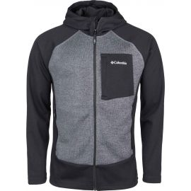 Columbia MARLEY CROSSING HOODED HYBRID JACKET - Hanorac bărbați