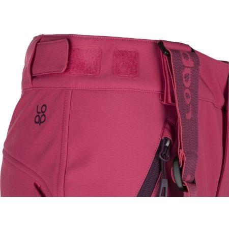 Spodnie softshell damskie - Loap LIVY - 3