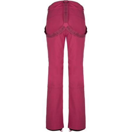 Spodnie softshell damskie - Loap LIVY - 2
