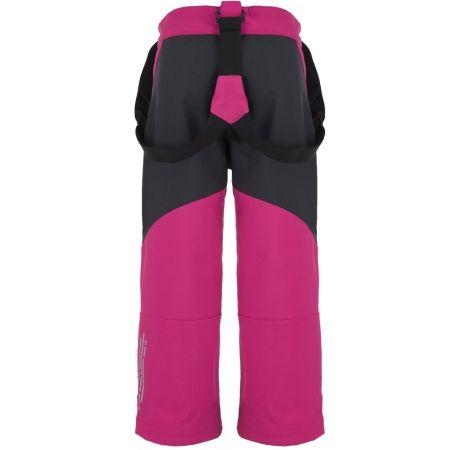 Detské softshellové nohavice - Loap LEWRY - 2