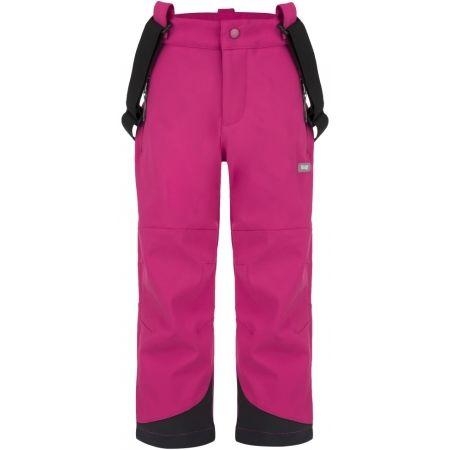 Detské softshellové nohavice - Loap LEWRY - 1