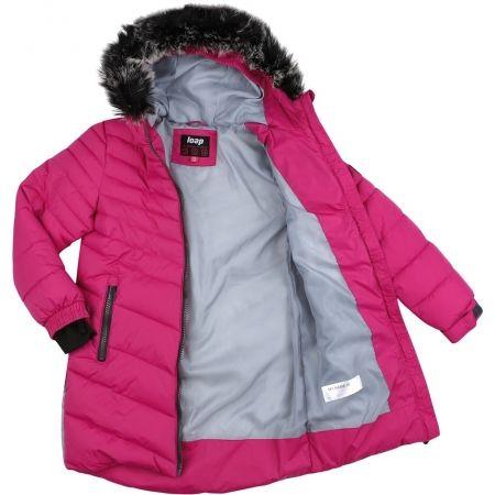 Dívčí kabát - Loap OKSARA - 3