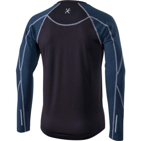 Pánske tričko s dlhým rukávom - Klimatex CORNEL - 2