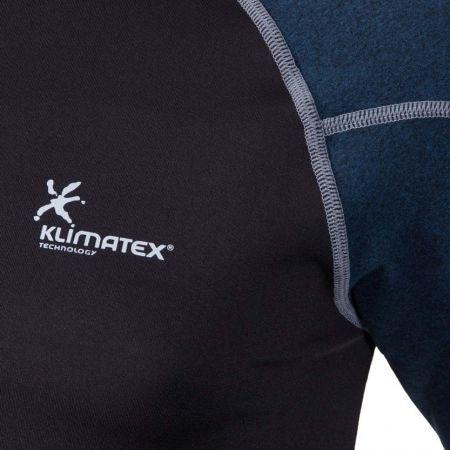 Pánske tričko s dlhým rukávom - Klimatex CORNEL - 3