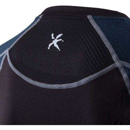 Pánske tričko s dlhým rukávom - Klimatex CORNEL - 4