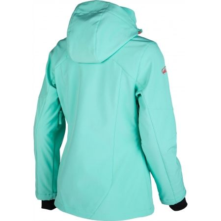 Women's softshell ski jacket - Willard DEDE - 3