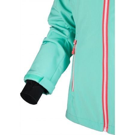 Women's softshell ski jacket - Willard DEDE - 4