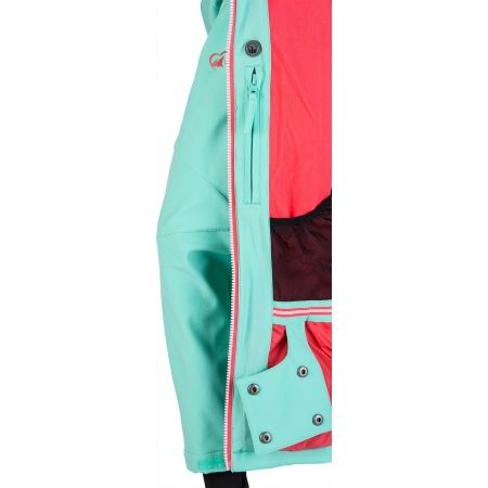 Women's softshell ski jacket - Willard DEDE - 6