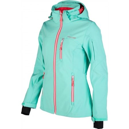 Women's softshell ski jacket - Willard DEDE - 2