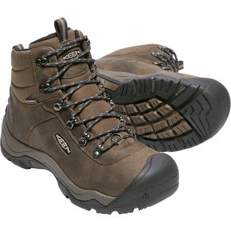 Pánská zimní obuv - Keen REVEL III M GREA - 5