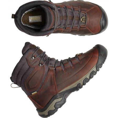 keen men's targhee lace waterproof boot