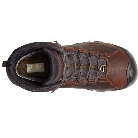 Pánska zimná obuv - Keen TARGHEE LACE BOOT HIGH - 4