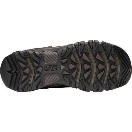 Pánské zimní boty - Keen TARGHEE LACE BOOT HIGH - 5