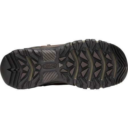 Pánska zimná obuv - Keen TARGHEE LACE BOOT HIGH - 5