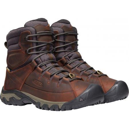 Pánské zimní boty - Keen TARGHEE LACE BOOT HIGH - 3