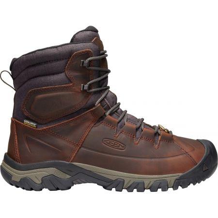 Pánska zimná obuv - Keen TARGHEE LACE BOOT HIGH - 2