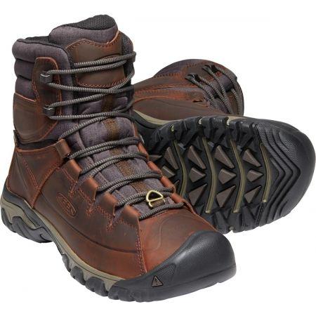 Pánska zimná obuv - Keen TARGHEE LACE BOOT HIGH - 6