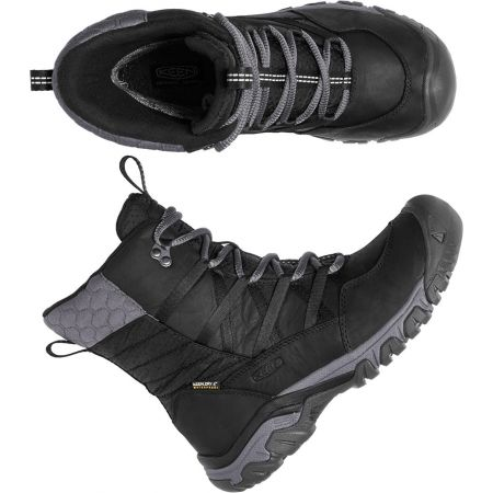 Dámské zimní boty - Keen HOODOO III LACE UP - 6