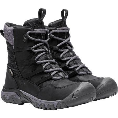 Dámské zimní boty - Keen HOODOO III LACE UP - 3