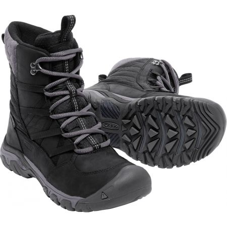 Dámské zimní boty - Keen HOODOO III LACE UP - 5