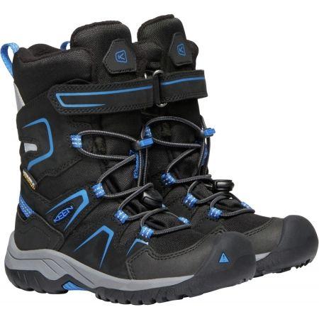 Dětské zimní boty - Keen LEVO WINTER WP C - 3