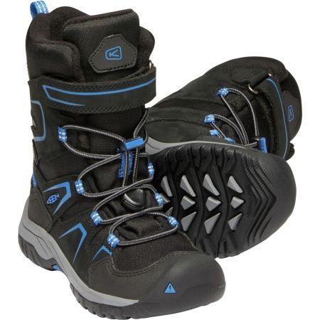 Dětské zimní boty - Keen LEVO WINTER WP C - 5