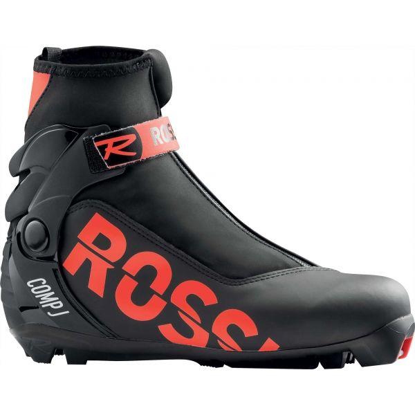 Rossignol COMP J-XC - Detská kombi obuv na bežky
