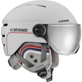 Cebe FIREBALL JR - Children's helmet with visor